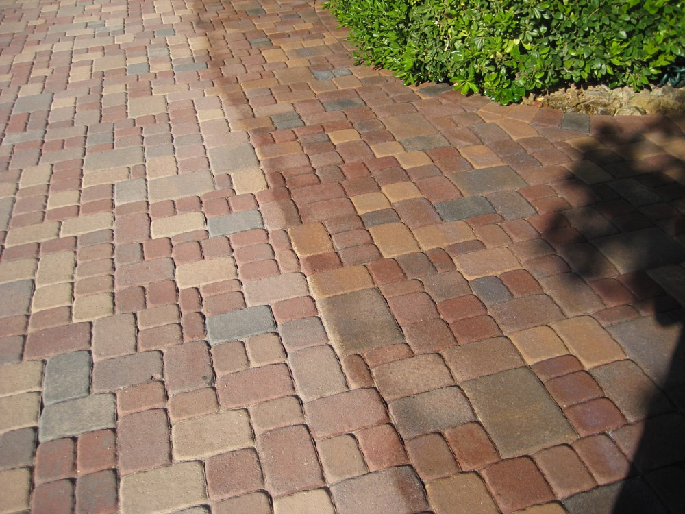 Paver Sealing And Restoration Living Water Lawn And