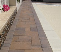 Paver Sealing and Restoration