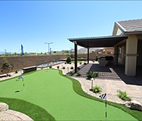 Artificial Turf and Putting Greens