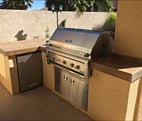 BBQ Islands and Outdoor Kitchens