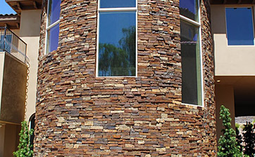 Retainer Walls and Stone Veneer