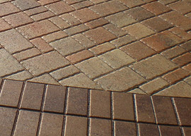 Paver sealing/Restoration